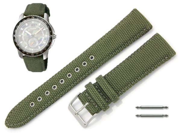 CASIO AMW-102B-3A oryginalny pasek 20 mm 10272786