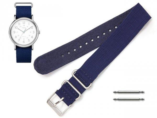 TIMEX PW2P65800 TW2P65800 oryginalny pasek do zegarka 20mm