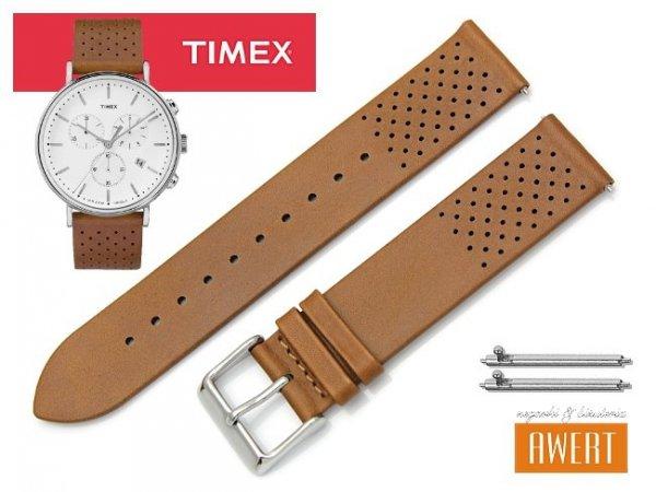 TIMEX PW2R26700 TW2R26700 oryginalny pasek do zegarka 20mm