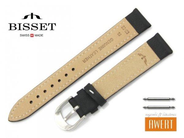 BISSET 16 mm XL pasek skórzany BS158