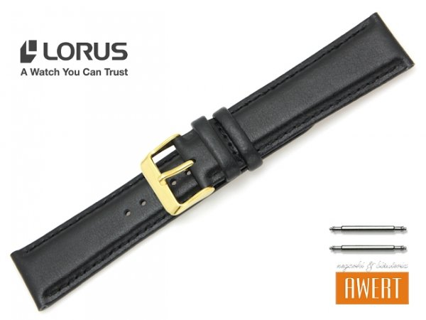 LORUS 22 mm oryginalny pasek RM332FX9
