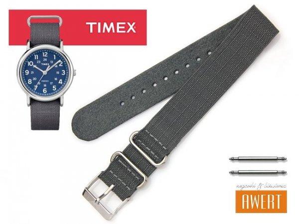 TIMEX PW2P65700 TW2P65700 oryginalny pasek 20 mm