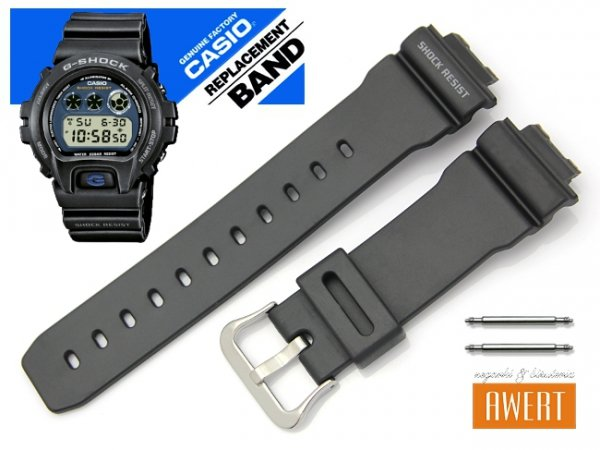 CASIO DW-6900E-1 oryginalny pasek 16 mm 10263205