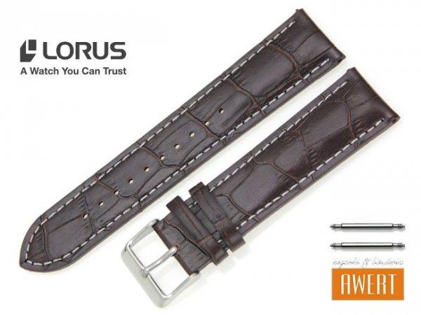 LORUS 22 mm oryginalny pasek RHG079X