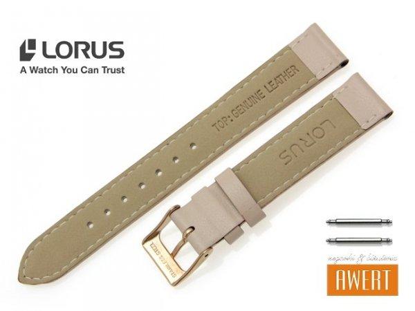 LORUS 15 mm oryginalny pasek RHU087X