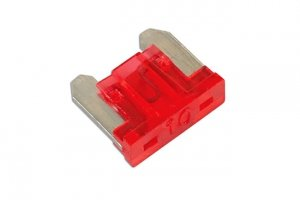 10amp Low Profile Mini Blade Fuse Pk 5