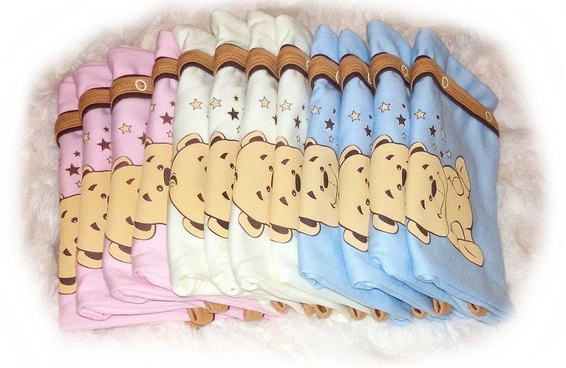 Wyprawka- ubranka dla Chłopca- Prezent dla Przyszłych rodziców do Szpitala
