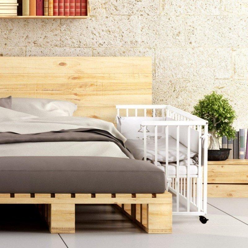 dostawka drewniana do łóżka