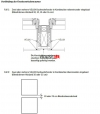 VELUX Innenfutter-Grundelement LSB/ LSC/ LSD 2000 Kunststoff weiss, inkl. BBX Dampfsperrschürze Tiefe 30 - 40 - 50 cm