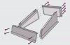 Flachdachfenster VELUX ECX FlachdachSystem www.house-4u.eu
