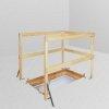 Lukenschutzgeländer LXB-U FAKRO Bodentreppenzubehör www.house-4u.eu