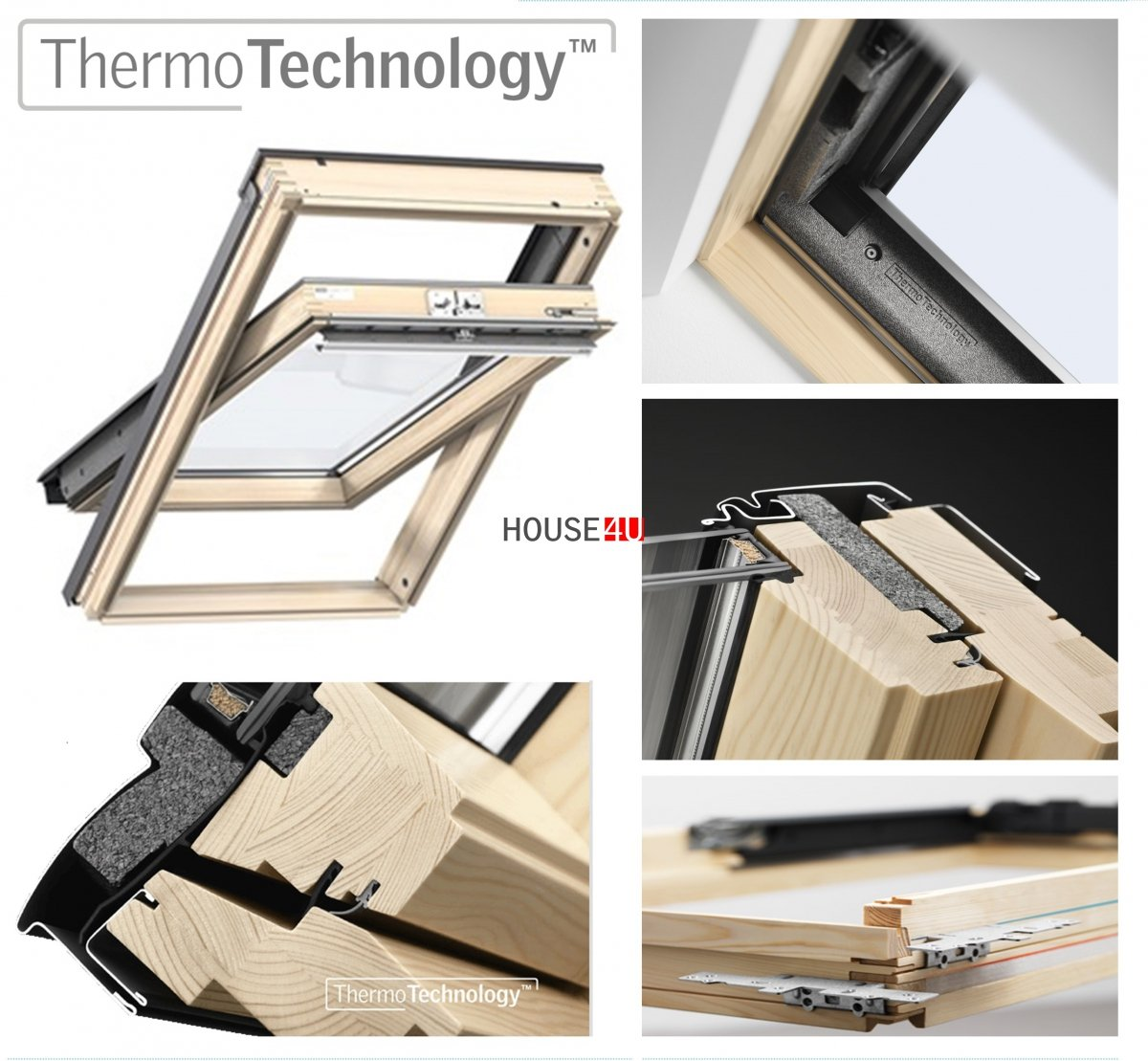 outlet: velux dachfenster gzl 1051 mk06 78x118 aus holz