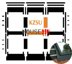 Kombi-Eindeckrahmen Okpol KZSU Universell