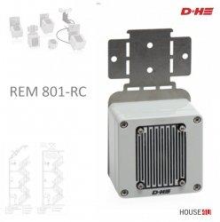 Funk-Regenmelder D+H  REM 801-RC zur Regenüberwachung