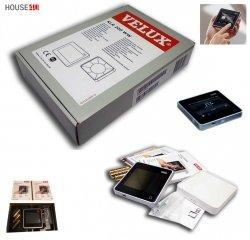 VELUX INTEGRA® KLR 200 WW Control Padsystem mit Wandpaneel io-homecontrol® - Intelligentes Zubehör fur VELUX Produkten