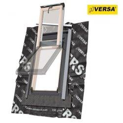 Dachluken Okpol ISW+ E2 66×98 für Nutzräume Uw=1,2 Dachausstiegsfenster aus Holz SOLID+ - Ausstiegsfenster - Dachausstieg - Dachluke - Dachfenster