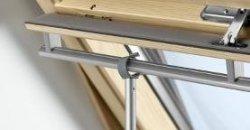 VELUX ZCT 200 Bedienungs-Zubehör Sonnenschutz