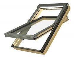 OUTLET: Dachfenster Fakro FTP U5 55x78 Schwingfenster