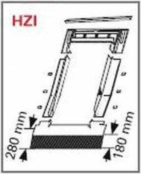 Eindeckrahmen Roto EDR HZI für hochprofilierte ohne WD