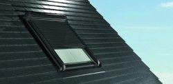 Außenrollladen Roto Designo ZRO M Manuell Rolladen für Dachfenster Roto Designo line