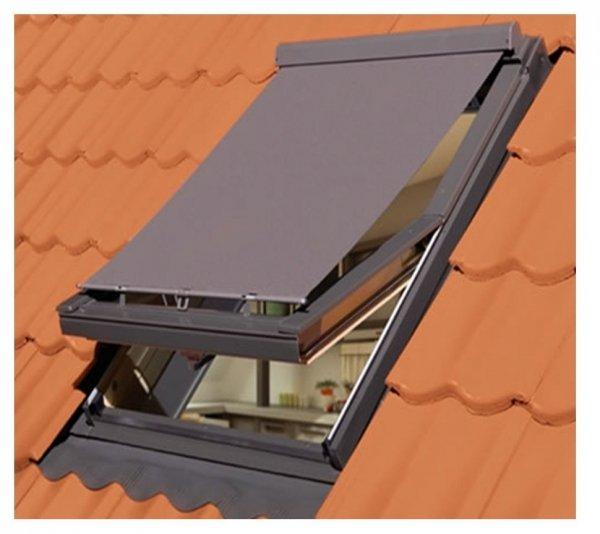 Hitzeschutz Markise Manuell Netzmarkisen Fakro AMZ www.house-4u.eu