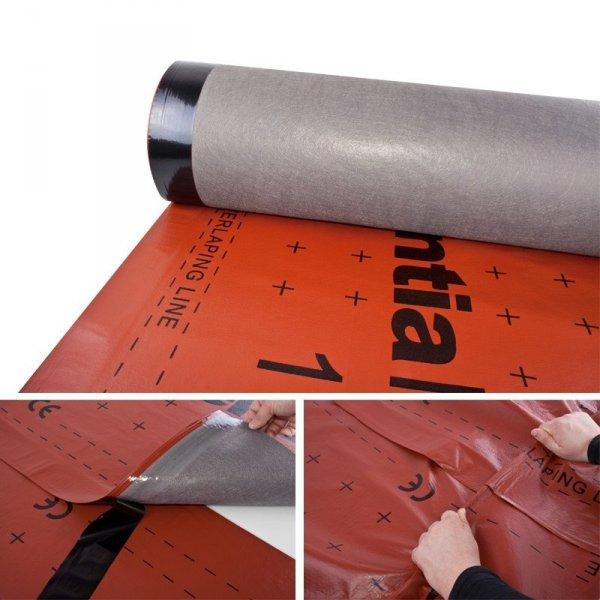 Membran MDM VENTIA NEO 170 Eine zweischichtige Membran mit einer Schicht von thermoplastischem Polyurethan (TPU) www.house-4u.eu