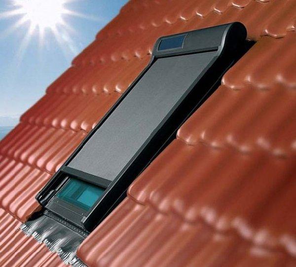 Fakro Elektrische Netzmarkisen  AMZ Solar www.house-4u.eu