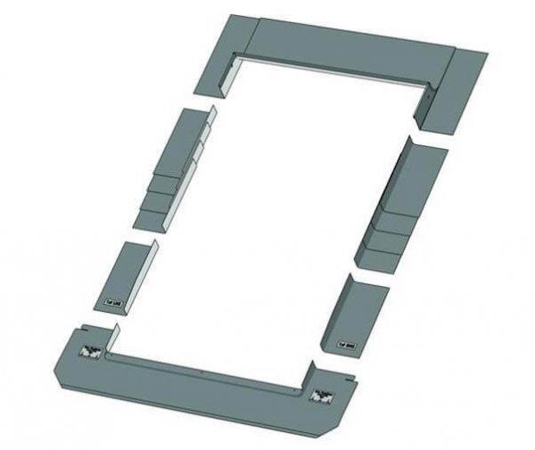 Eindeckrahmen keylite SRF Schiefer(|}1,5 cm) www.house-4u.eu