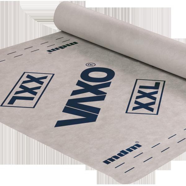 160g Unterspannbahn mdm VAXO XXL 160g/m² Reißkraft 260/190 Sd 0,03 -40/+80° C Unterspannbahn (75m²)