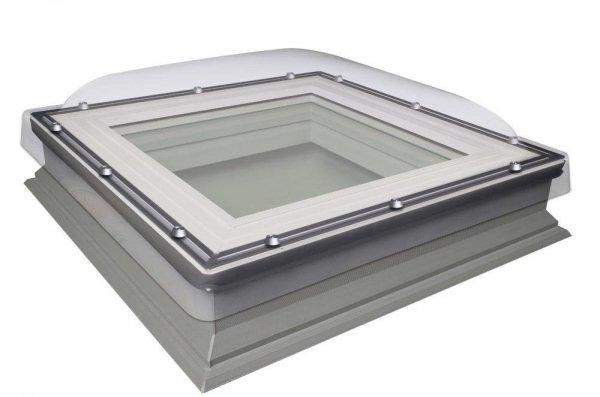 Flachdach-Fenster Fakro DXC-C P2 Festelement U=1,2 W/m²K * www.house-4u.eu