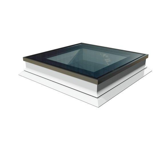 Flachdach Fenster OKPOL PGX A1 PVC www.house-4u.eu