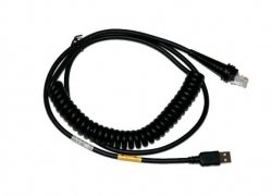 Kabel USB (spiralny) Honeywell CBL-500-300-C00