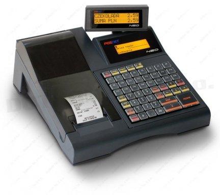 Kasa fiskalna Posnet Neo Std EJ kopia elektroniczna + serwis