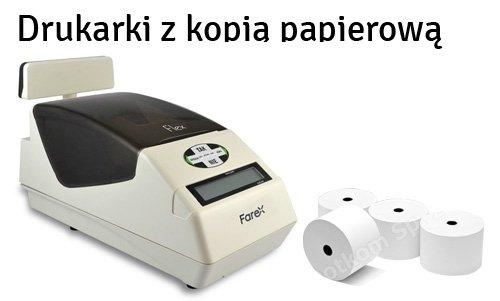 Z kopią papierową