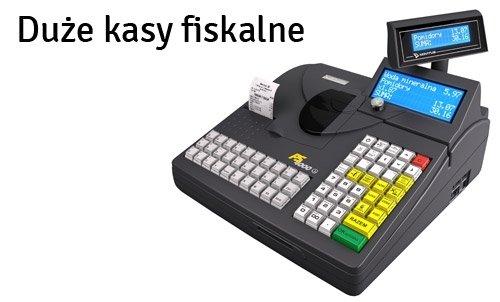 Duże kasy fiskalne (systemowe)