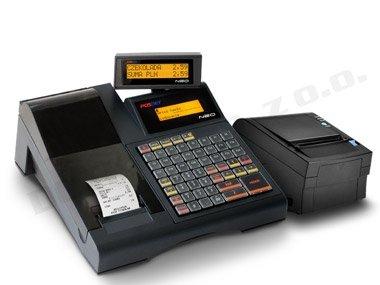 Zestaw- kasa fiskalna + drukarka kuchenna