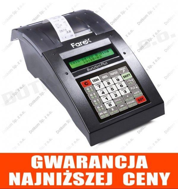 Kasa fiskalna Farex Bursztyn Plus