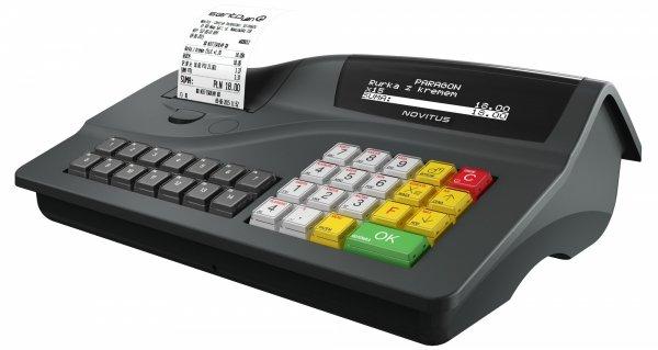 Kasa fiskalna Novitus Sento LAN E +serwis GRATIS