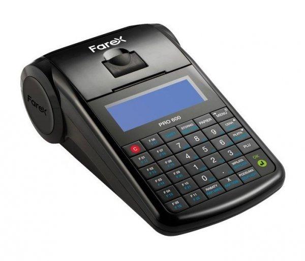 Kasa fiskalna Farex ONline PRO 600
