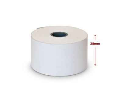 Rolki termiczne 28mm / 30m