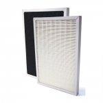 Zestaw filtrów HEPA + węglowy do oczyszczacza powietrza Airbi FRESH
