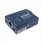 Konwerter sygnału RS232/RS485 do Ethernet Papouch EDGAR serwer internetowy PoE urządzeń przemysłowych RS485/RS232