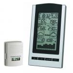 TFA 35.1083 GAIA stacja pogody bezprzewodowa z czujnikiem zewnętrznym (Garni 117)