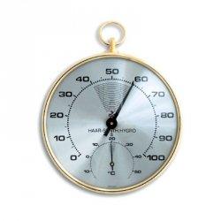 Termohigrometr tradycyjny TFA 45.2007 czujnik temperatury i wilgotności mechaniczny włókna syntetyczne 102 mm