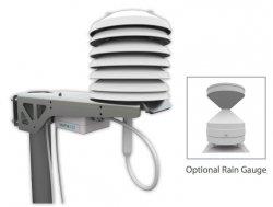Stacja meteorologiczna profesjonalna Gill MetPak RG Base stacja pogodowa badawcza