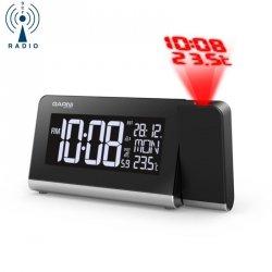 Garni 165 ARCUS zegar biurkowy budzik z projektorem