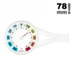 TFA 14.6019 termometr okienny mechaniczny zewnętrzny przyklejany