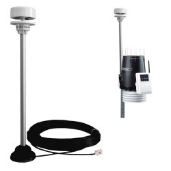 LCJ Capteurs CV7-DVC wiatromierz ultradźwiękowy dwuosiowy mini-anemometr do stacji Davis Vantage Pro2