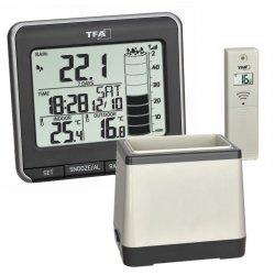 TFA 47.3004 RAINMAN deszczomierz bezprzewodowy  z termometrem zewnętrznym