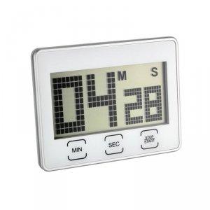 TFA 38.2027 minutnik elektroniczny z funkcją stopera i uchwytem magnetycznym
